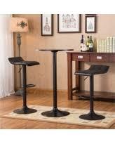 great deals on belham black square top adjustable height metal bar