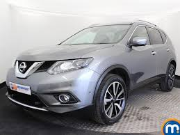 nissan murano 2017 grey used nissan x trail grey for sale motors co uk