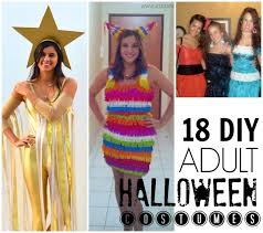 Authentic Halloween Costumes Adults 19 Easy Diy Costumes
