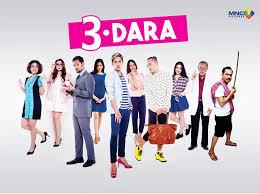 film komedi moderen gokil 3 3 dara kuasai puncak film indonesia terlaris