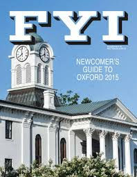 fyi 2015 by the oxford eagle issuu