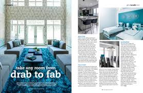 magazine editorials susan strauss design top nj interior designer