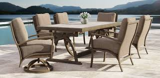 Napoli Dining Table Napoli Collection Castelle Luxury Outdoor Furniture