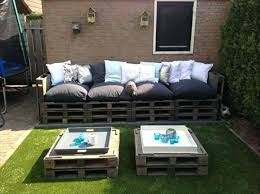 Pallet Patio Furniture Cushions Pallet Outside Furniture Sisleyroche