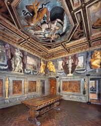 wall decoration 1542 48 fresco casa del vasari arezzo obra de