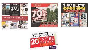 black friday 2016 ads petsmart five below and bed bath