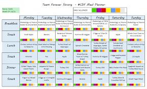 Beast Meal Plan Spreadsheet De Meal Planning My Week 1 Meal Plan And Grocery