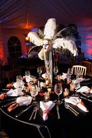 Ball Table Decorations Foto Of Masquerade Quality Ball Table Decorations U2026 Pinteres U2026