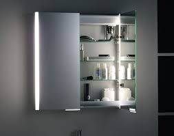 Mirrored Bathroom Cabinets With Shaver Point | modern bathroom mirror cabinets focus on bathroom cabinets mirror