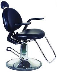 Reclining Styling Chair Rounded All Purpose Hydraulic Reclining Chair U2013 The Salon Product