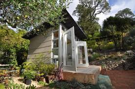 Backyard House Shed by Studio Shed