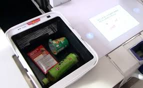 panasonic u0027s new checkout robot could see supermarket cashiers out