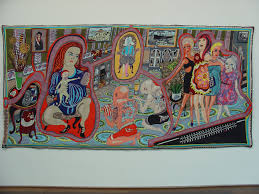 Vanity Of Small Differences Grayson Perry The Vanity Of Small Differences From The Easel