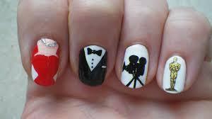 oscar nails my polished nails