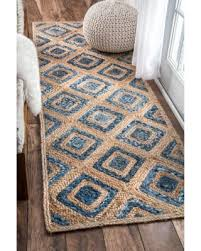Ikat Runner Rug Cyber Monday U0027s Hottest Deal On Nuloom Braided Natural Fiber