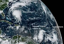 an update on hurricane jose and the next threat behind it ars