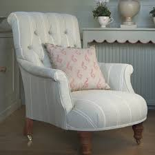 Striped Home Decor Fabric Carlisle Upholstered Armchair Pottery Barn Grace U0027s Dream Home