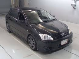 corolla suv japanese used cars exporter dealer trader auction cars suv