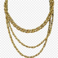 earring chain necklace images Earring chain necklace jewellery gold gold chain png download jpg