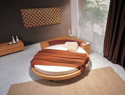 unique round bed ideas that will give your bedroom a distinct look