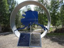 Alaska Pipeline Map by Trans Alaska Pipeline Viewpoint