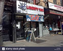 a liberty tax preparation store in chelsea in new york on thursday
