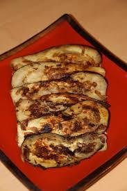 cuisiner une aubergine aubergines grillées bocook