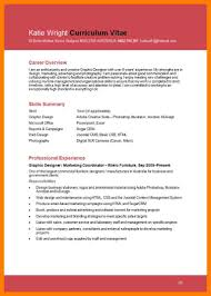 Graphic Design Resume 10 Graphic Design Resume Samples Bibliography Formated