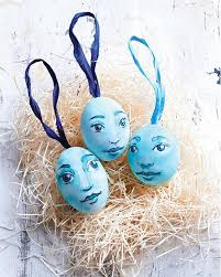 blue easter eggs blue easter eggs by lova blåvarg sweet paul magazine
