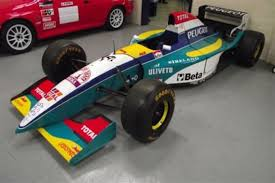 peugeot for sale canada racecarsdirect com 1995 f1 jordan peugeot v10 driven by