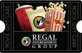 40 for 50 regal movie gift card free shipping free