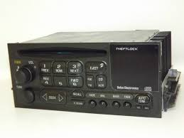 chevy truck 1995 2005 am fm cd player radio oem factory gm delco