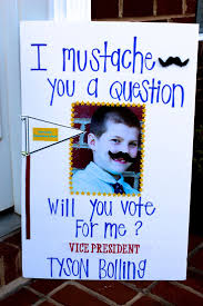 sample essay about myself for kids best 25 student council speech ideas only on pinterest examples i mustache you a question will you vote for me student council speech