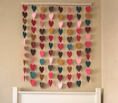 Wall Decor Ideas With Paper Recycled Things Brilliant Diy Wall