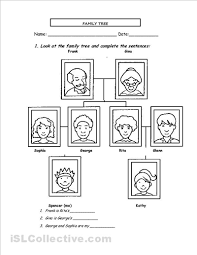 family worksheets kindergarten u0026 an ig g ow word family worksheets