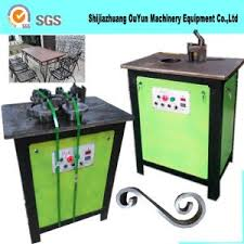china ornamental metal twisiting machines ornamental iron scroll