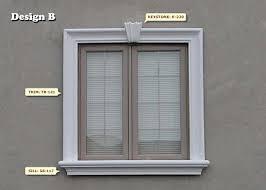 Beautiful Exterior Window Molding Ideas Interior Design Ideas - Home molding design