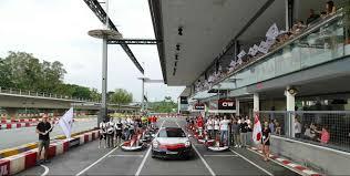 porsche singapore porsche holds 2 4 hours of singapore endurance kart race torque