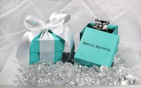 breakfast at tiffany wedding favor box how to assemble two piece