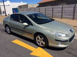peugeot private sales autonet helderberg 407 407 2 0 hdi st executive a t