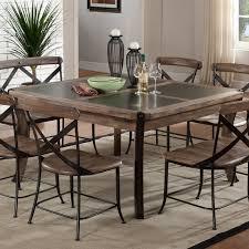 Metal Dining Room Tables Enchanting Idea Dining Room Dining Room