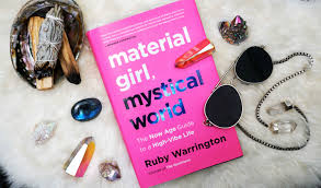 Material Girls Blog Material Mystical World Q U0026a With The Numinous U0027 Ruby Warrington