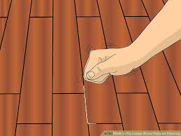 how to fix wood parquet flooring 9 steps with pictures