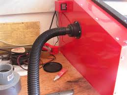 Homemade Blast Cabinet Simple Dust Trap For Your Blast Cabinet Less Than 20 Page