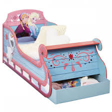 frozen power wheels sleigh wooden frozen bed frozen junior sleigh bed great kidsbedrooms