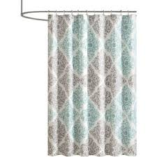 Green And Brown Shower Curtains Blue Shower Curtains You U0027ll Love