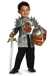 dragon halloween costume kids toddler knight of the dragon costume