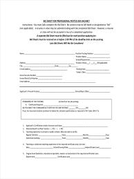 Bid Sheet Template 9 Exles Of Bid Sheets