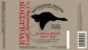 Evolution Bourbon Barrel Dark Ale due out this month | BeerPulse