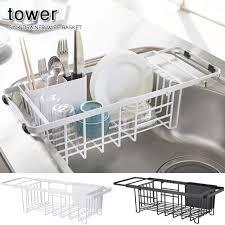 kitchen sink drainer beau p rakuten global market extension drainer wire basket tower